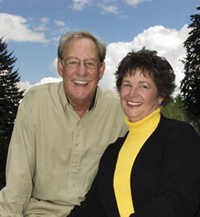 Phil & Carol White Authors of Live Your Road TrIp Dream
