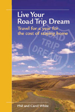 Live Your Road Trip Dream Book Cover